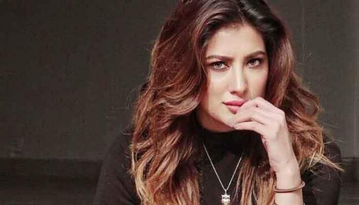 Mehwish Hayat is disappointment over use of non-parliamentary language in NA