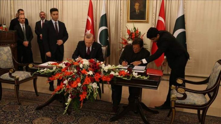 Pakistan, Turkey sign MoU to strengthen cooperation in Science, Technology sector