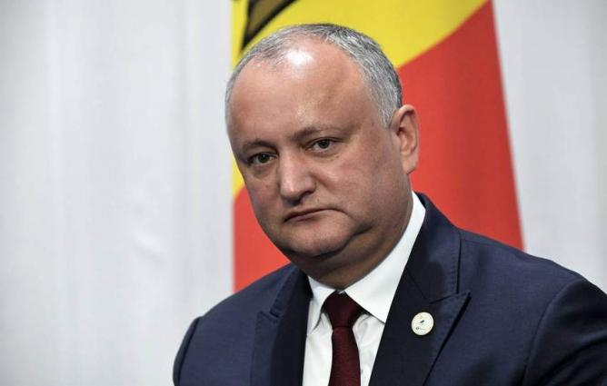 Moldovan President Intends to Discuss 2nd Migration Amnesty With Russia