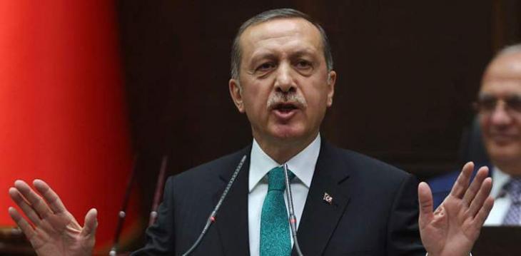 Agreed to take the bilateral trade: President Recep Tayyip Erdogan