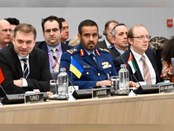 UAE participates in NATO Defence Ministers' meeting on Afghanistan