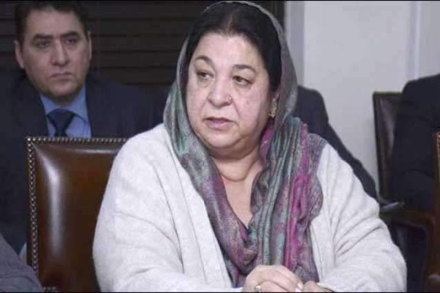 30,000 jobs provided in Health dept by present govt: Dr. Yasmin