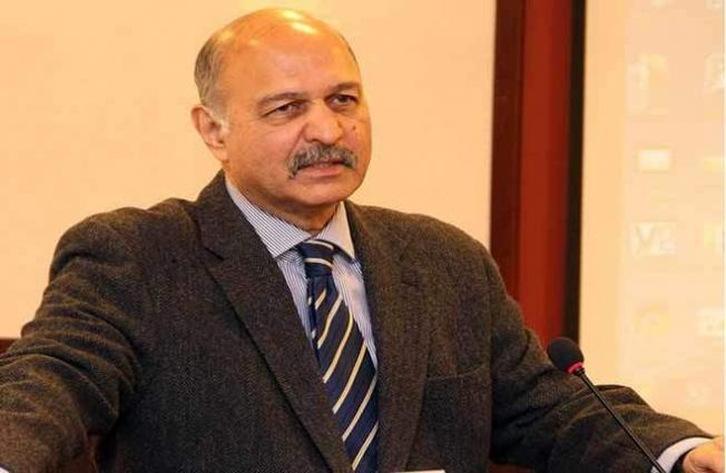 Mushahid Hussain Sayed hails Turkish President for supporting Kashmir cause