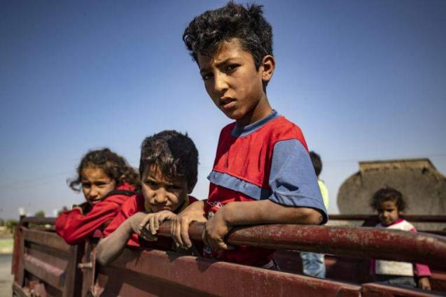 Thousands Foreign Children Remain in Iraq Conflict Zones, Syria Camps- Russian Ombudswoman