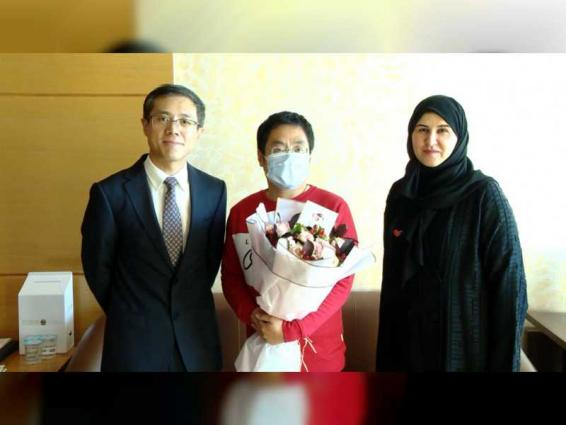 UAE announces two new Coronavirus patients have recovered