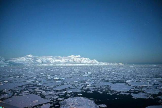 Record temperatures spark fresh concern for Antarctic ice