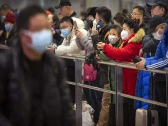 WHO defends China after US criticism over outbreak