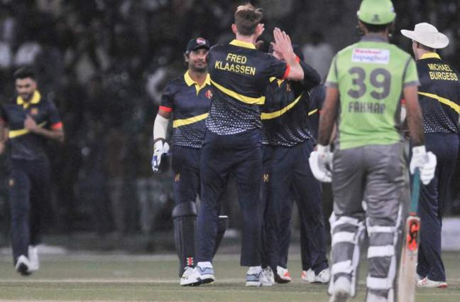 MCC beat Qalandars by 4 wickets in T20 match