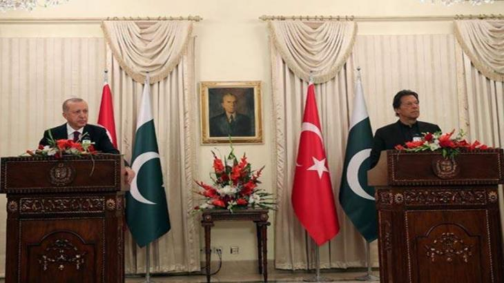 Imran, Erdogan agree to boost ties; Prime Minister seeks Turkish cooperation in tourism, construction sectors