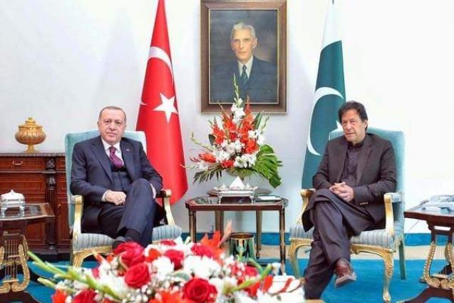 Pakistan, Turkey vow to transform bilateral ties into mutually beneficial strategic partnership