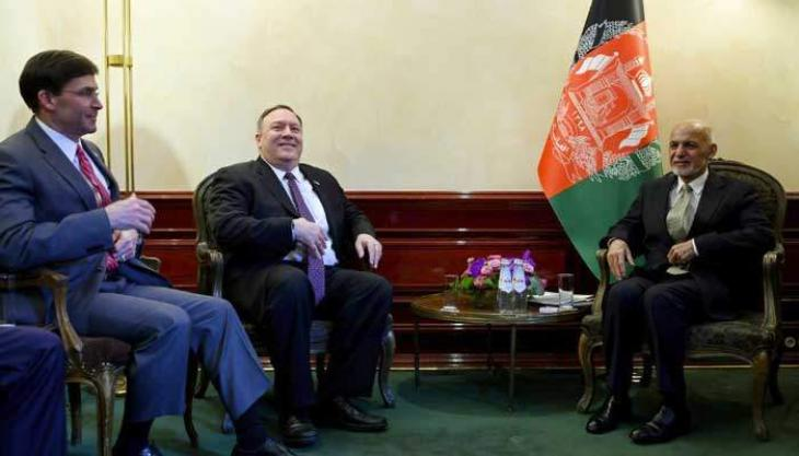 US, Taliban agree on  seven-day truce on reduction of violence in Afghanistan