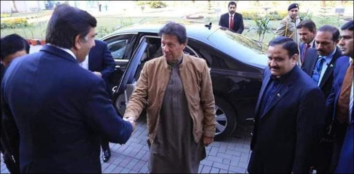 Prime Minister Imran Khan to visit Lahore today
