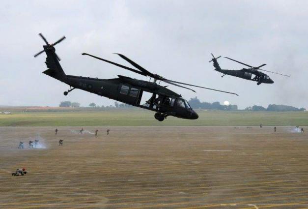 Fog, human factors behind deadly Black Hawk crash in Taiwan