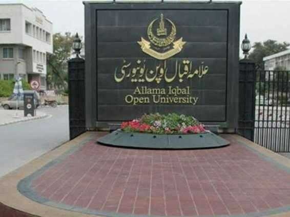Allama Iqbal Open University (AIOU) extends submission of assignments date