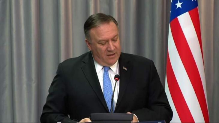 Pompeo pledges $1bn for EU energy projects to reduce Russia reliance