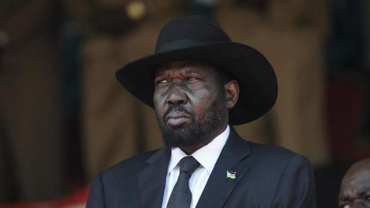 President Salva Kiir offers key compromise for peace
