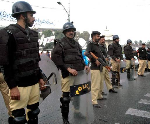 183 criminals held by patrolling police in two weeks in Multan