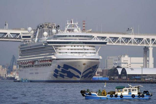 67 more coronavirus cases on cruise ship: Japan minister