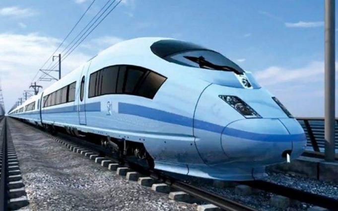 UK in talks with Chinese rail firm over high-speed line