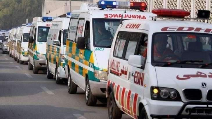 2 killed, 2 injured in road accidents in Sargodha