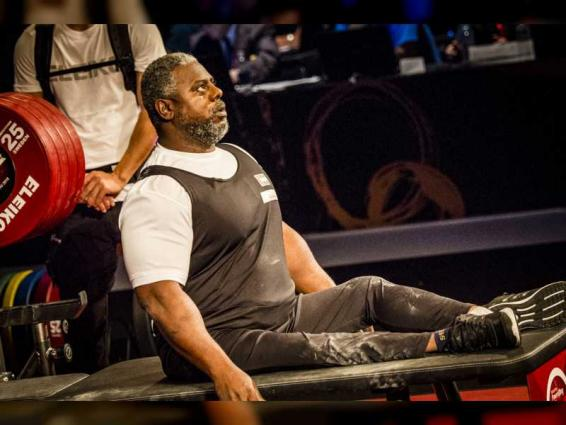 UAE's Mohammed Khamis Kalaf redefining age in his 'fight for gold' at Tokyo 2020