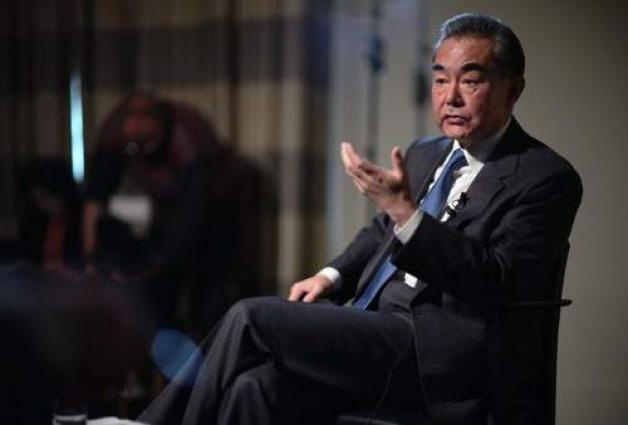 China wins international respect for virus fight: China's State Councilor and Foreign Minister, Wang Yi