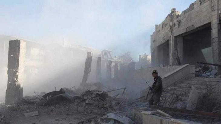 Two Oxfam workers killed in Syria: NGO - UrduPoint News