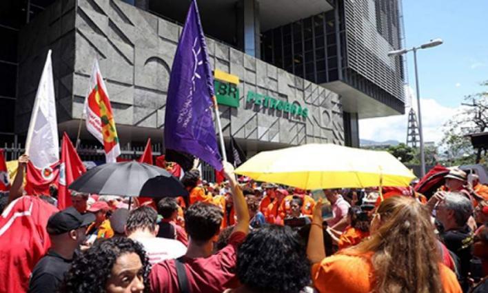 Petrobras workers in Brazil end three-week strike