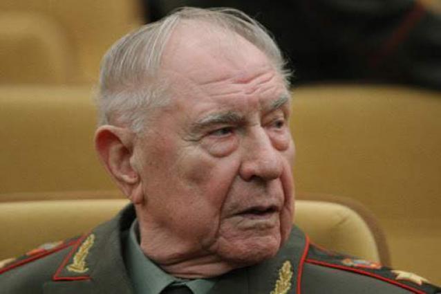 Last marshal of the Soviet Union Dmitry Yazov dies
