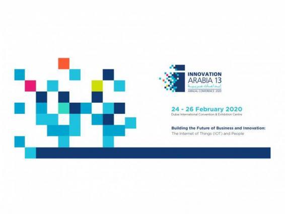 Innovation Arabia 13 launches 'One Million Arab Entrepreneur Initiative'