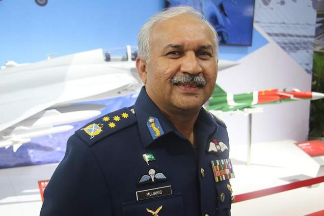 PAF turns Indian Air Force's pride into dust on Feb 27: Air Chief