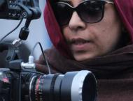 Voice of the unknown woman: Afghan filmmaker Roya Sadat