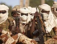 Militants kill five police in Nigeria's restive north