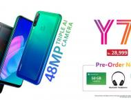 Setting the Stage for the New Age, HUAWEI Y7p Goes on Pre-order i ..