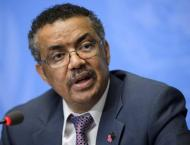 WHO chief calls for private sector to boost global efforts to com ..