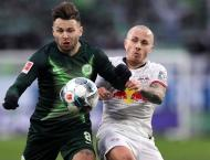 Leipzig draw blank at Wolfsburg