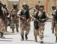 Accused involved in over 150 crimes arrested by Rangers