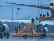 Plane With 228 Grand Princess Cruise Ship Evacuees Arrives in Can ..