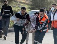 Palestinian Teenager Killed, 112 Injured in Clashes With Israel F ..