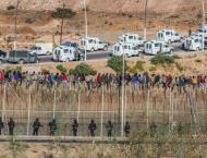 Morocco shuts off Spain's Ceuta and Melilla enclaves