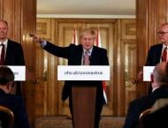UK's slow, steady coronavirus strategy stokes debate