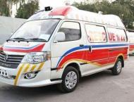 One killed, two injured in Rajanpur  accident in Rajanpur