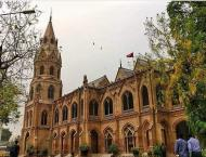 Old Ravian donate Rs 1m to Government College University Lahore  ..