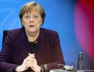 German Chancellor Angela Merkel will go into self-isolation