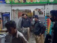 71 arrested for violation section 144 in Sukkur