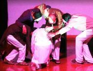 Theater wallay continues acting classes via Whatsapp