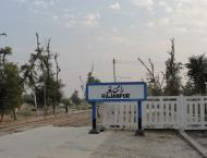 Rajanpur resounds with prayer call