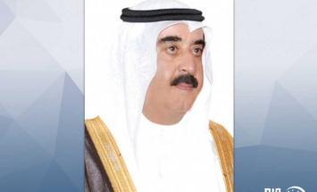 حاكم أم القيوين يعزي ملك البحرين في وفاة ..