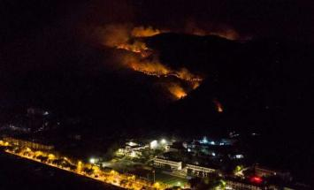 مصرع 19 شخصا بسبب حرائق الغابات في الصين