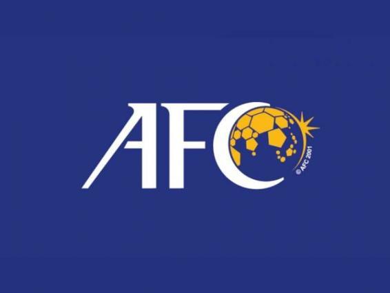 """""""الآسيوي لكرة القدم"""":سلامة اللاعبين والأجهزة الفنية والإدارية على رأس أولوياتنا في المرحلة الراهنة"""